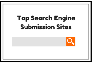 best search engine submission sites