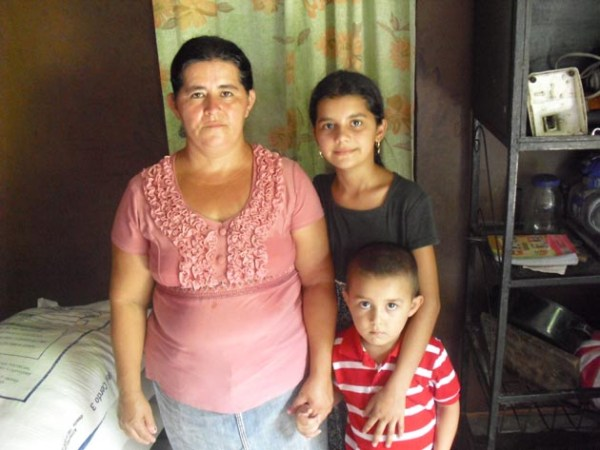Fanny and her family