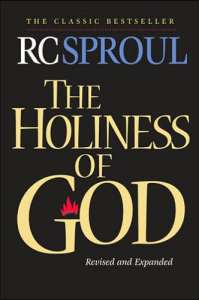 The Holiness of God by R.C. Sproul (Cover)