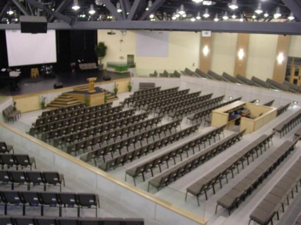 church-seating