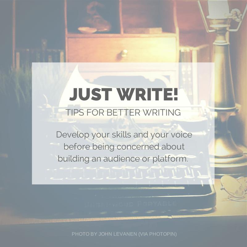 Write more better tip 5