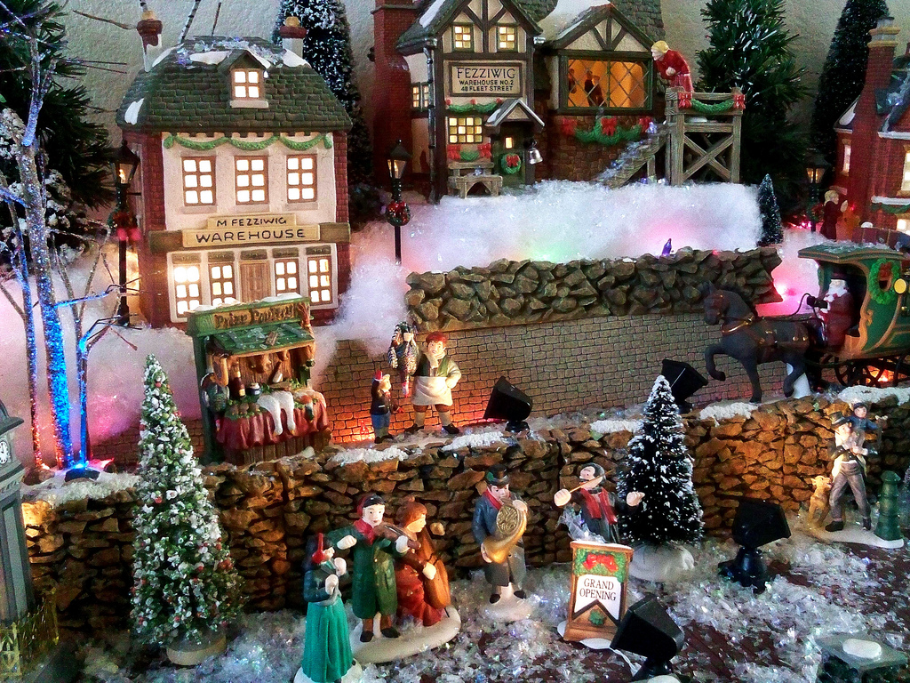 how were celebrating our first canadian family christmas in america - How Does Canada Celebrate Christmas