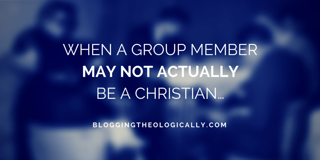 Unbelievers-small group