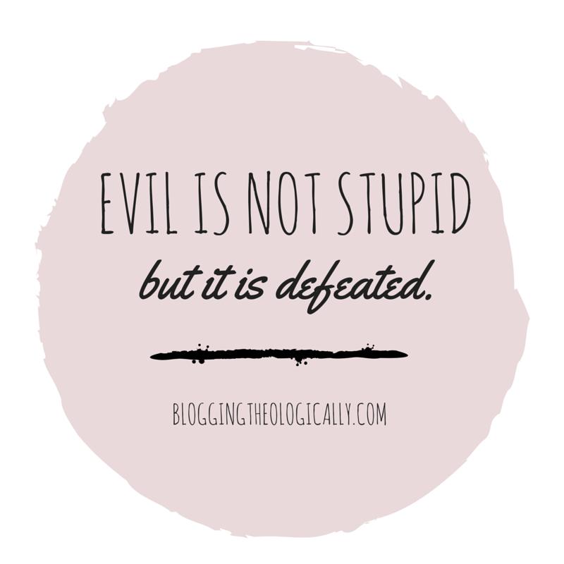 evil-stupid
