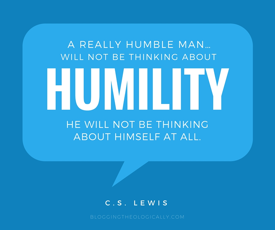 lewis-humility