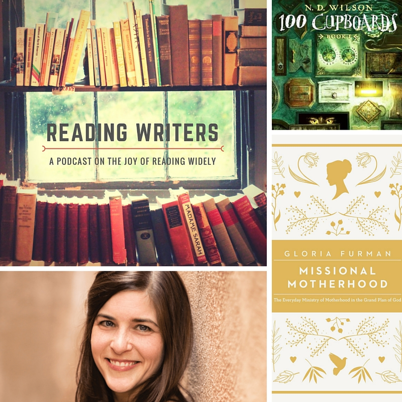 Reading Writers with Gloria Furman