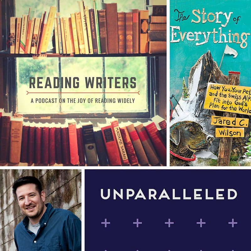 Reading Writers with Jared Wilson