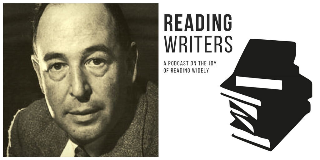Reading Writers-Max Mclean on C.S. Lewis