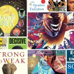 what I read in August 2017