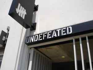 undfted