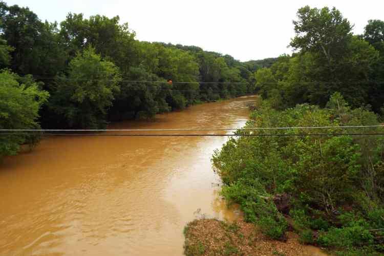 Big Piney River Route 66 Missouri