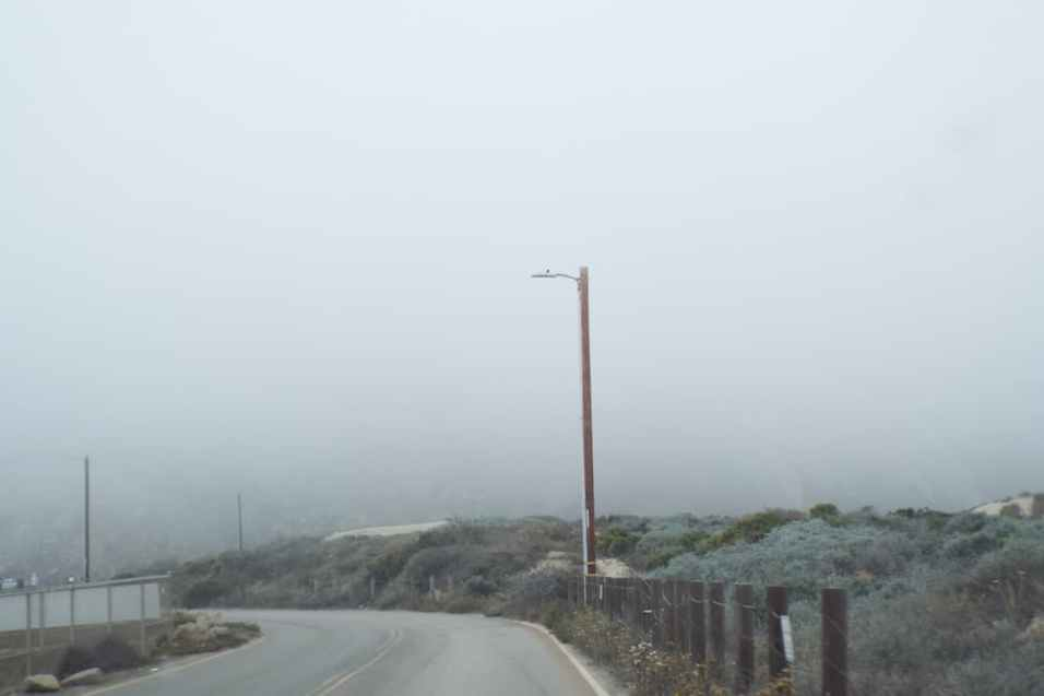 Morro Bay Coastal Road