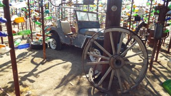 The Bottle Ranch Jeep Bagdad California