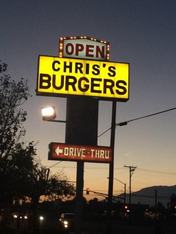 Chris's Burgers San Bernardino