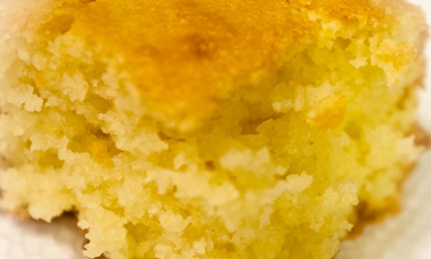 Sweet Cornbread Recipe
