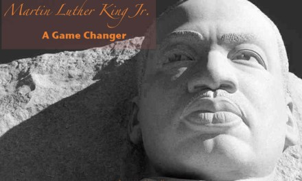 Martin Luther King Jr. — A Game Changer