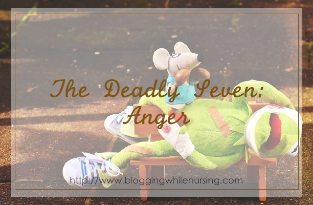 A Closer Look At The Deadly Seven – Anger