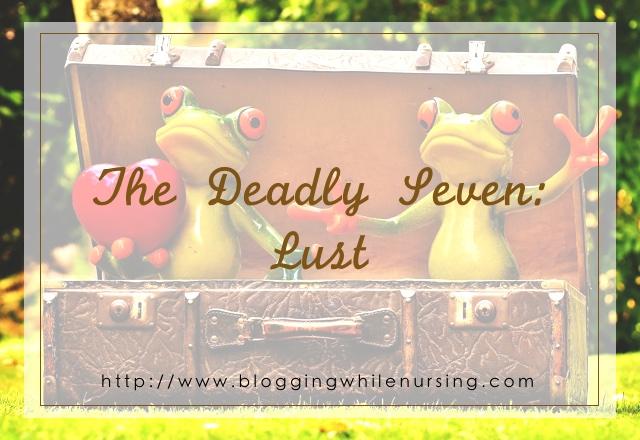 deadly seven sins lust