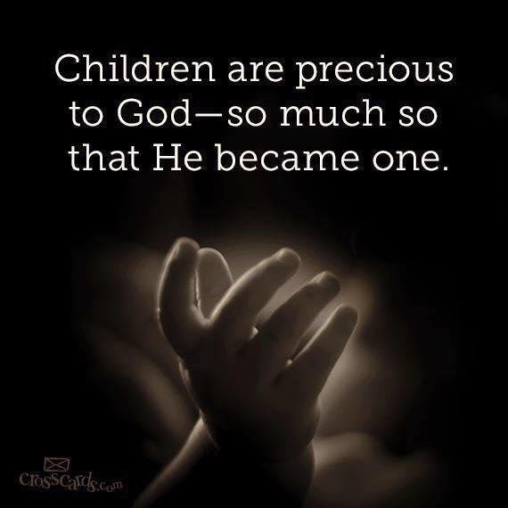 Children Are Important to God