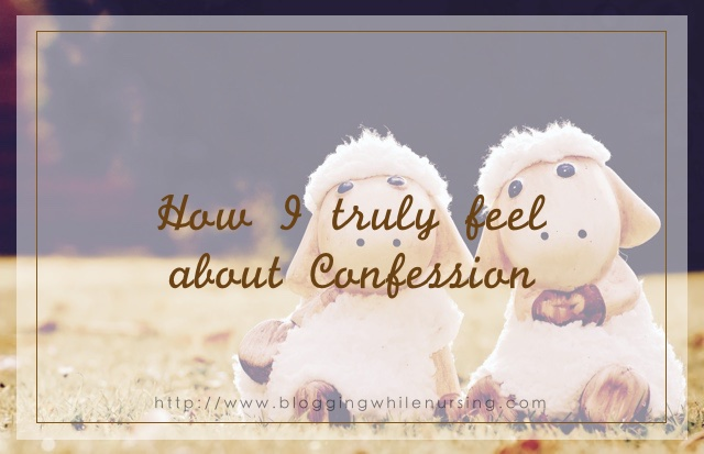 confession, sacrament of reconciliation