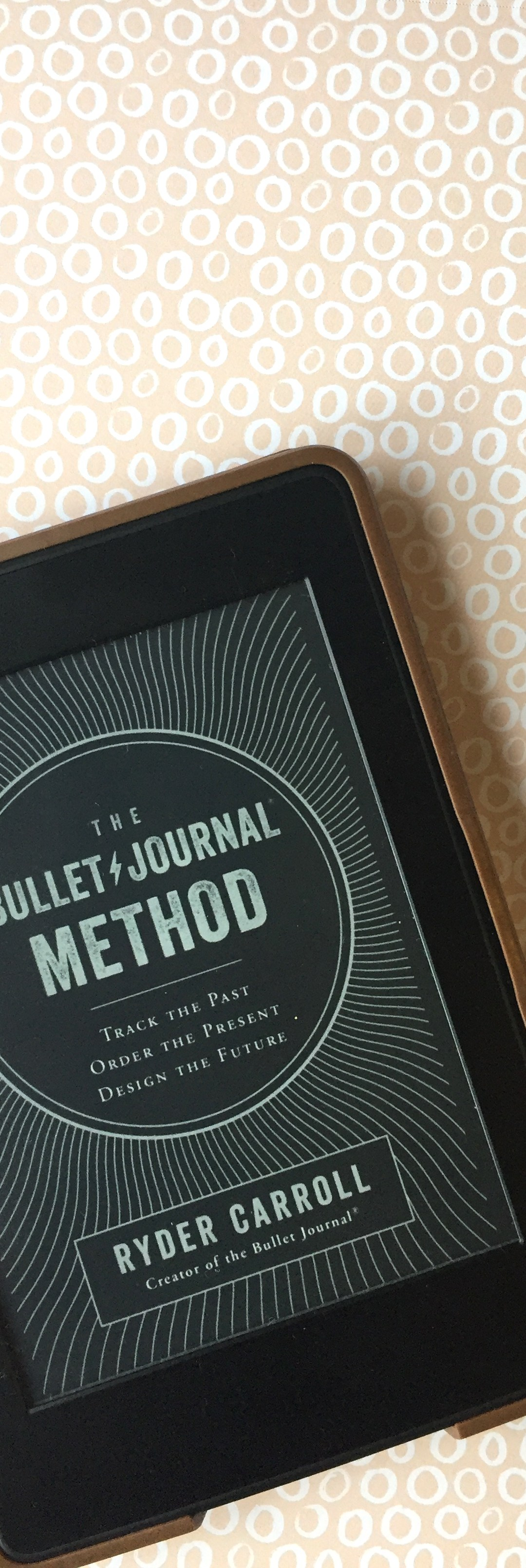 Reviewing The Bullet Journal Method Book