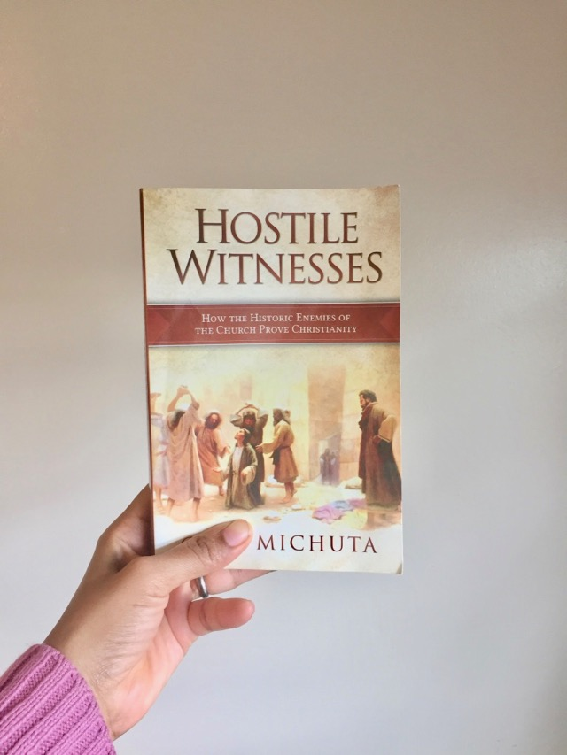 Hostile Witness Gary Michuta book review