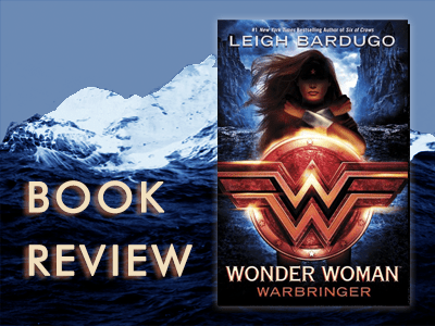 Book Review - Wonder Woman Warbinger - Blogging with Dragons