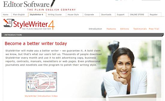 StyleWriter