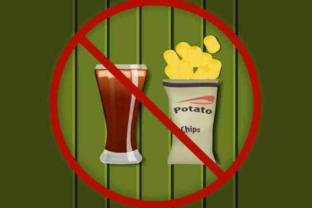 Avoid Food Arrhythmia