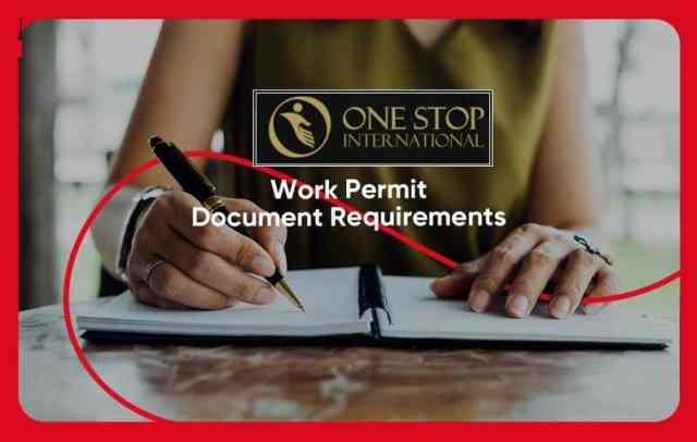 Work Permit Visa in Dubai