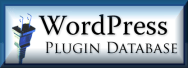WordPress Plugins Database