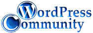 WordPress Community Badge