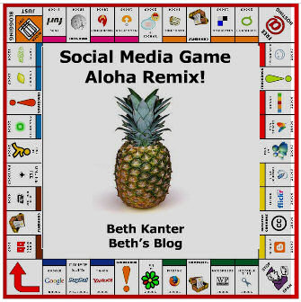 Social Media Remix Game - Aloha Hawaii version