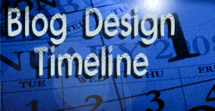blog design timeline icon