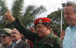 Twitter Verifies Chavez's Account (But What's With The Funky Name?)