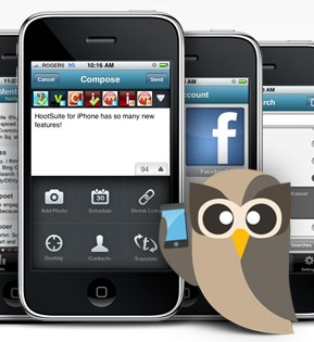 Tweetageddon The Sequel: HootSuite iPhone App Missing? UPDATE: HootSuite Reappears, Still No Explanation