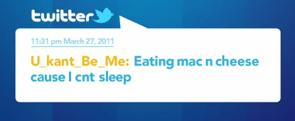 Mac And Cheese Winning Tweet