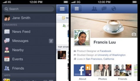 Facebook Promises Much Faster iOS Speeds, Upgrade Likely For Late Summer