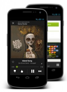 Spotify Brings Free Radio Service To Android OS