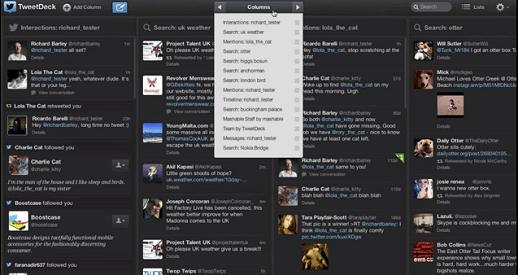 Tweetdeck Gets A Facelift With Sleek Interface, Improved Management Tools