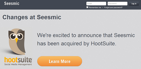 HootSuite Acquires Seesmic, Company Will Now Connect To More Social Platforms