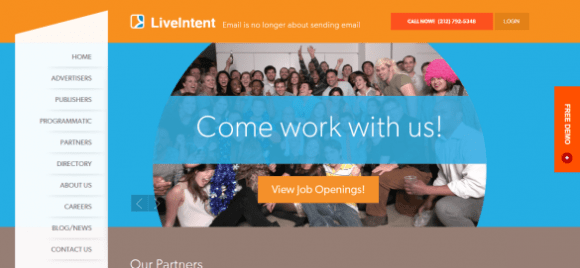 LiveIntent  Email marketing is no longer about sending email