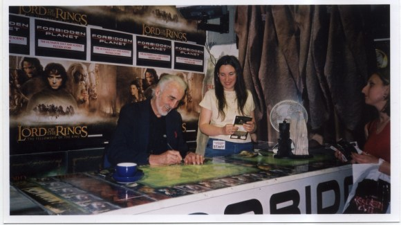 Christopher Lee blogging life lessons