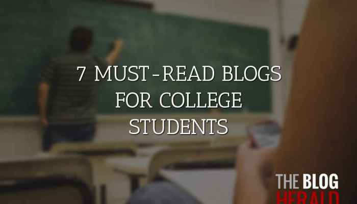 Blogs for College Students