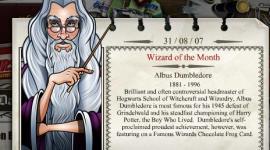 Albus Dumbledore – Mago del Mes Septiembre!
