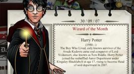 Harry Potter – Mago del Mes Octubre