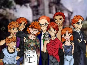 No veremos a toda la familia Weasley en la película Harry Potter y el Príncipe Mestizo