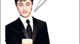Daniel Radcliffe (Harry Potter) bebe champagne, baila con rubias y va de fiesta a un club nocturno