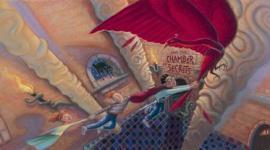 Edición limitada de portadas de Harry Potter y entrevista a Mary GrandPre