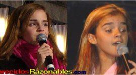 Melody. ¡La Emma Watson española!